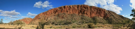 Glen Helen Gorge NT blog